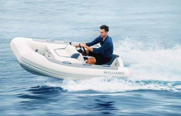 2018 Williams Jet Tenders Minijet 280