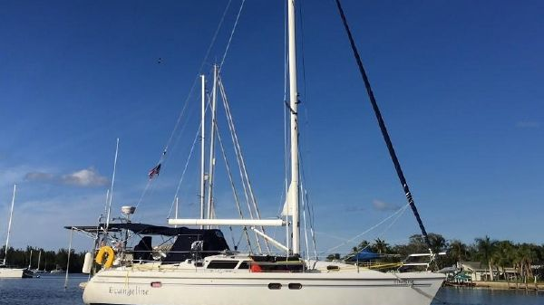 Sold Sailboats - Whiteaker Yacht Sales