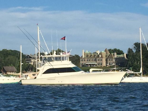 1989 Ocean Yachts 63 SS