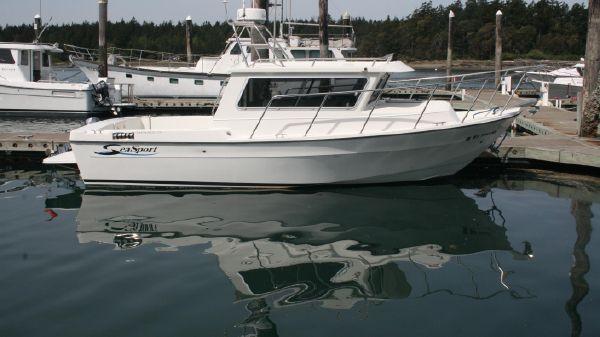 Sea Sport Charter Edition 2200