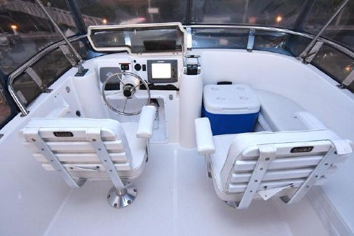 Fathom Yachts Expedition Pilothouse image