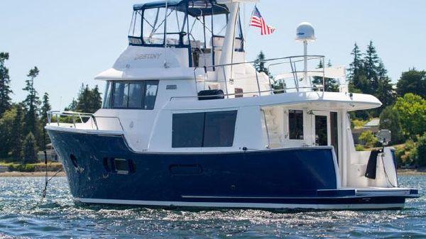 Fathom Yachts Expedition Pilothouse
