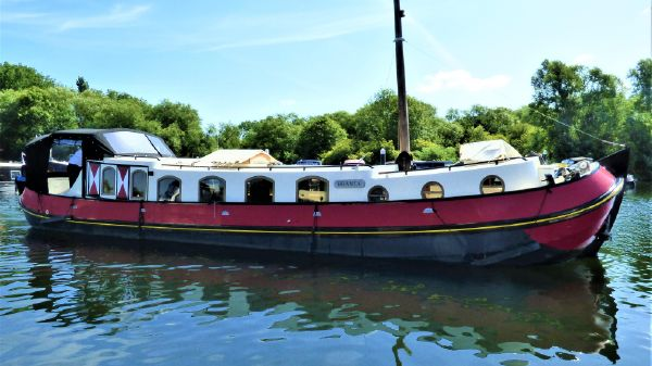 Barge 50' Euroship Replica Tjalk