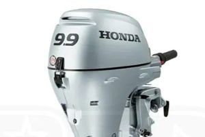 Honda 9.9hp Electric Start