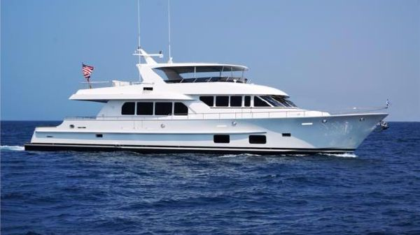 Paragon motor yacht