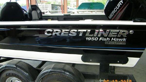 Crestliner 1950 Fish Hawk