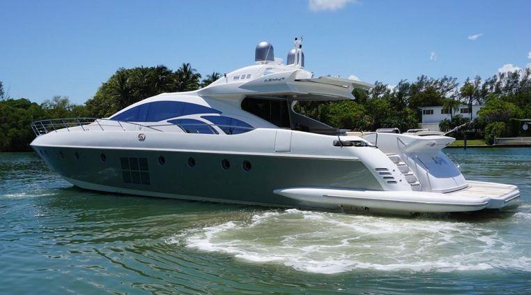 2005 Azimut 86S Broker BoatsalesListing