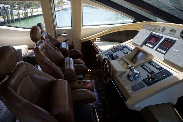 2005 Azimut 86S Broker Maine