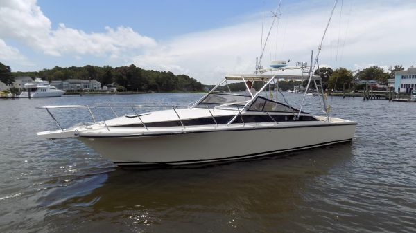 Performer 32 repowered with Yanmars