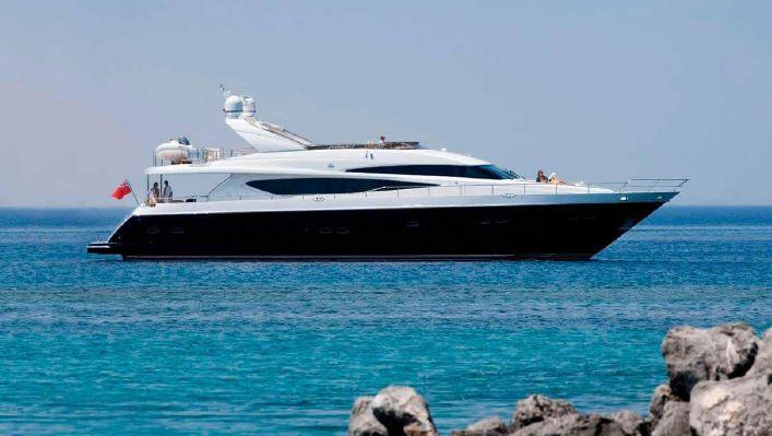 Princess 95 Motor Yacht - main image