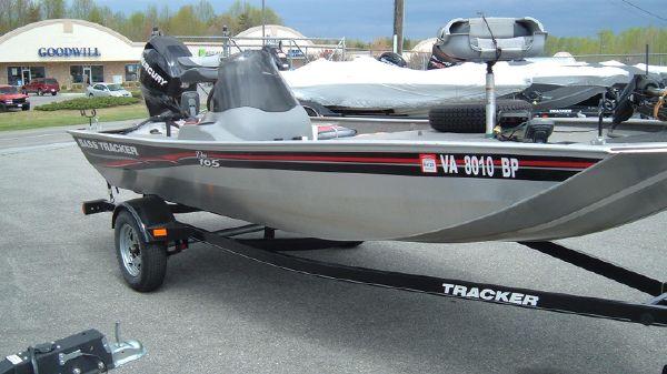 Tracker Pro 165