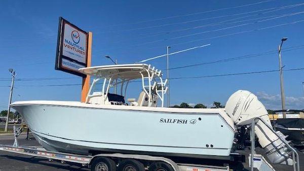 Sailfish 320 CC