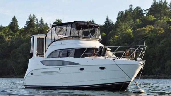Meridian 368 Motoryacht - TWIN DIESEL