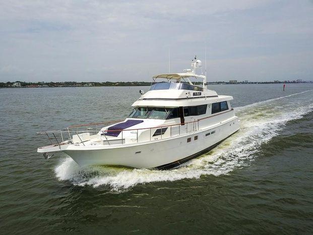 1988 Hatteras 70 Motor Yacht