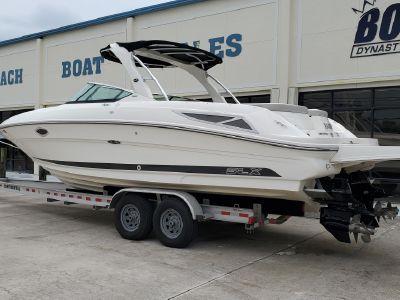 2012 Sea Ray<span>300 SLX</span>