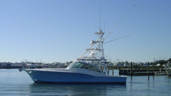 Albemarle 41 Express Fisherman