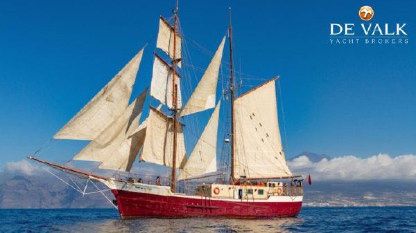 Brigantine Classic Sailing Yacht 22,66