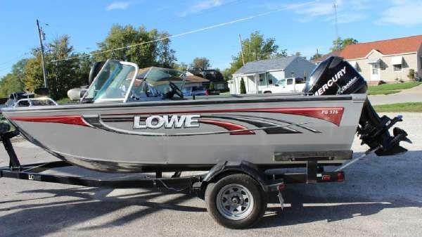 Lowe 175 Fish & Ski