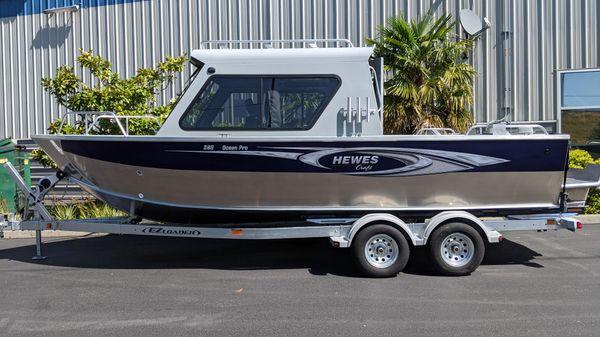Hewescraft 220 Ocean Pro HT ET B3161