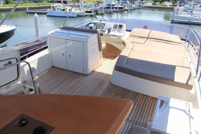 2014 Prestige 550 For Sale Massachusetts