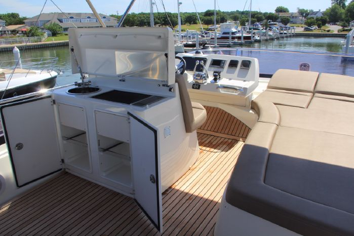 2014 Prestige 550 Brokerage BoatsalesListing