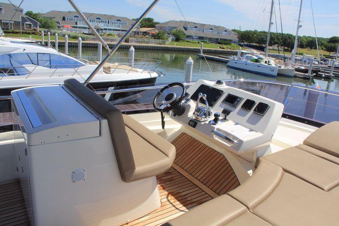 2014 Prestige 550 For Sale Maine