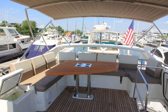 2014 Prestige 550 BoatsalesListing BoatsalesListing