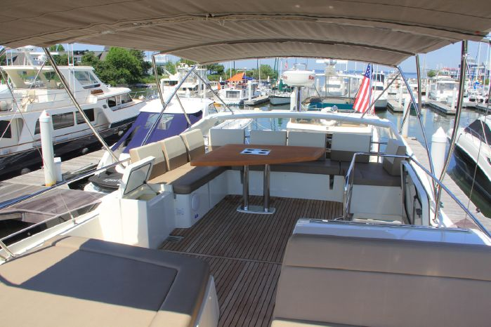 2014 Prestige 550 BoatsalesListing Purchase