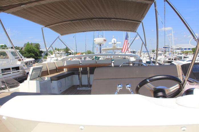 2014 Prestige 550 BoatsalesListing Broker