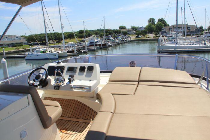 2014 Prestige 550 BoatsalesListing Sell