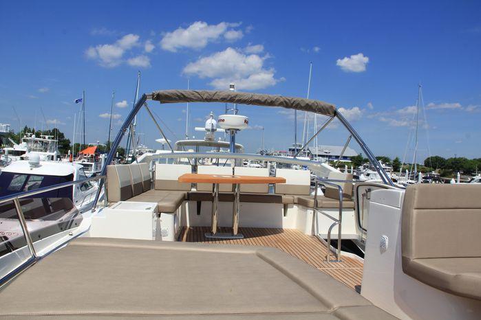 2014 Prestige 550 BoatsalesListing New England