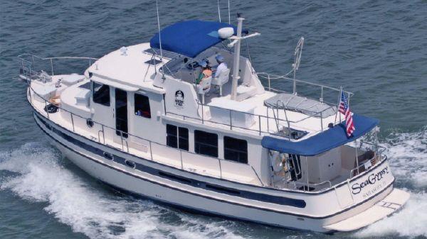 Nordic Tugs Cruise Tug 42/44