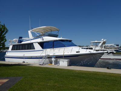 1988 Vantare<span>58 Flush Deck Motor Yacht</span>