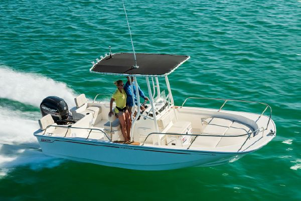 Boston Whaler 190 Montauk - main image