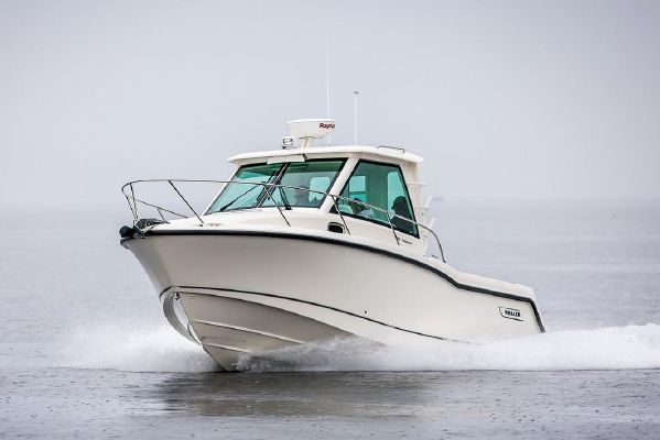 Boston Whaler 285 Conquest Pilothouse - main image