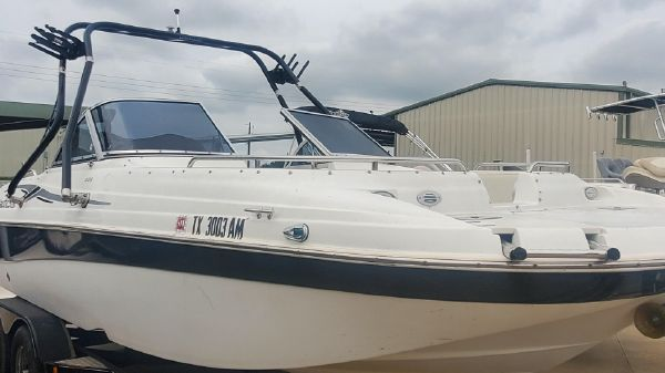 NauticStar 206 Sport Deck I/O
