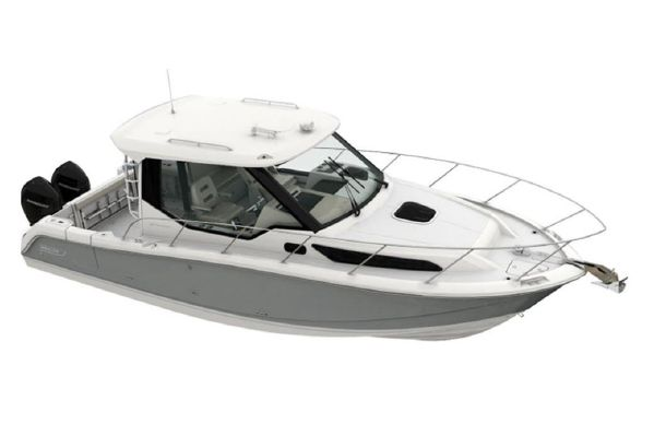 Boston Whaler 325 Conquest Pilothouse - main image