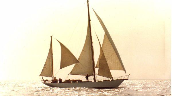 Classic Racing/Cruise Yawl