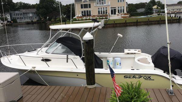 Sea Fox 236WA Pro Series