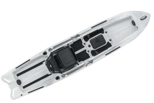 Ascend 128X Yak-Power Sit-On - White/Black image