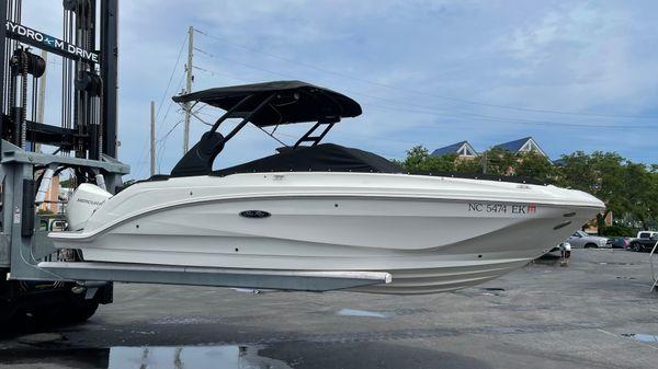 Sea Ray 250 Sundeck