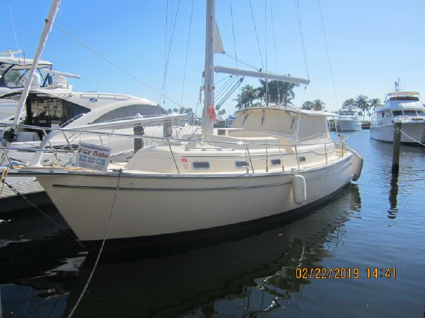 Island Packet Yachts for Sale | New England Yacht Brokerage
