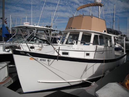 Ontario Yachts Trawler - main image