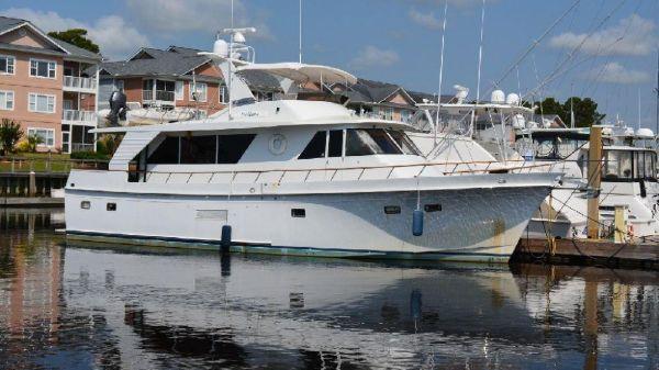 DeFever 57 POC Motor Yacht