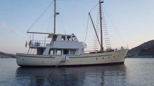 CRAGLIETTO Trawler 23 m