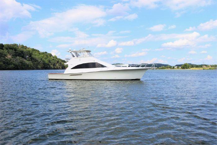 1997 Ocean Yachts 60