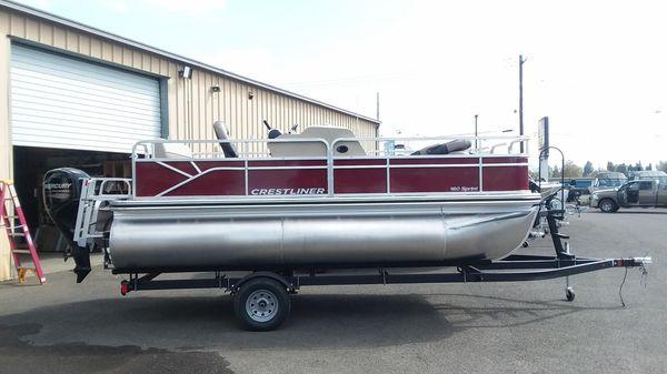 Crestliner 160 Sprint Fish and Cruise