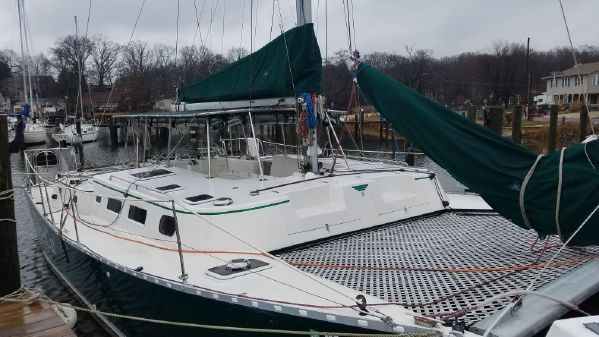 Catamaran Clipper Cat 35 image