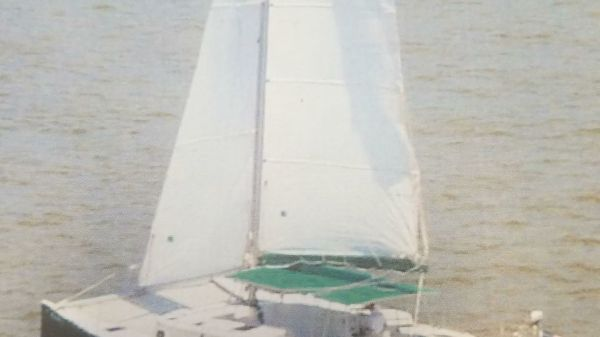 Catamaran Clipper Cat 35