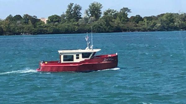 Custom 26 Tug-Trawler